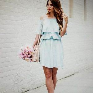 Light Chambray Dress
